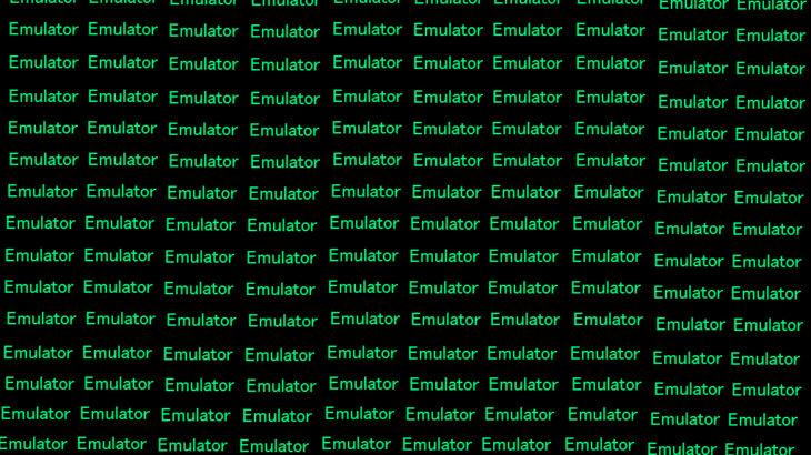 『ゲームエミュレータ』物まねが得意なソフトウェア!!だが、色々と問題が大有り見たいです!!