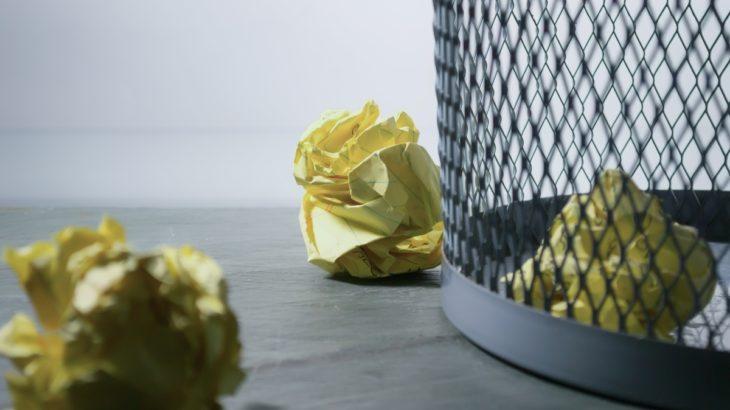 捨てる決断をしなければ新しいことはできません【心に余裕を生む方法】