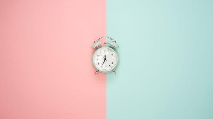 時間に余裕のある生活を作るには自分と向き合う必要があります